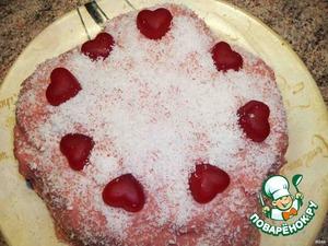 """Торт """"Эклерные руины"""" – кулинарный рецепт"""