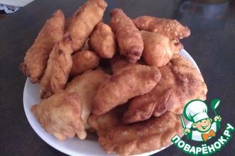 Рецепт: Вегетарианская самса по-казахски