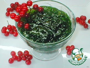 Emerald jam is ready!