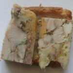 Ветчина куриная с сыром