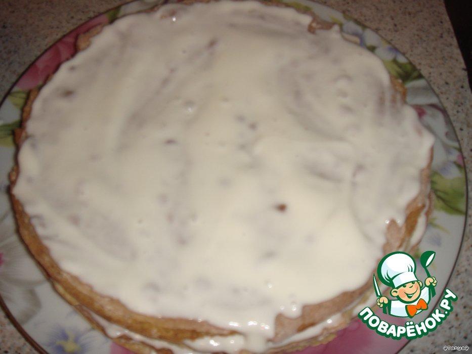 "Торт ""Солнышко"""