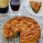 Пирог по-флорентийски