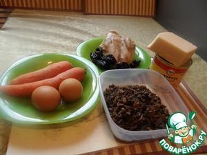 Сытый цыпленок (пасхальный) – кулинарный рецепт