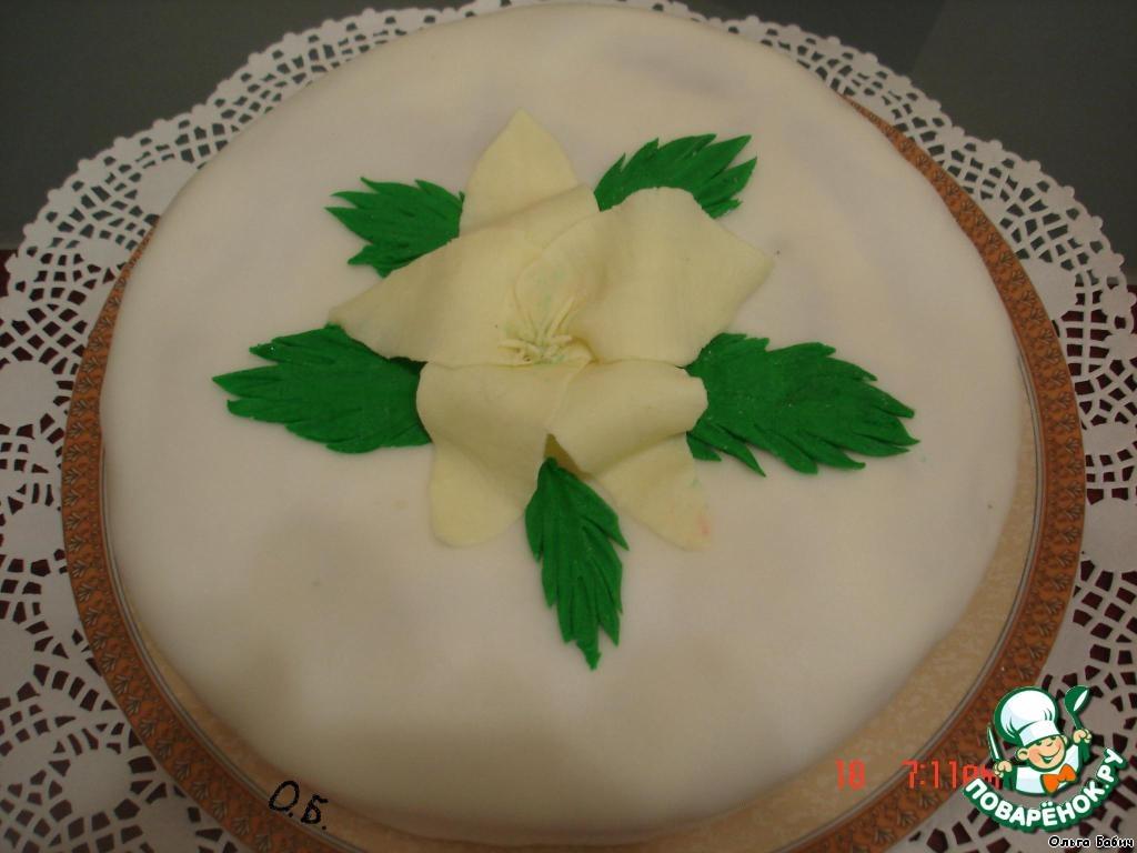 """Торт """"Мраморный"""""""