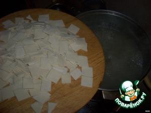 Хинкал тонкий – кулинарный рецепт