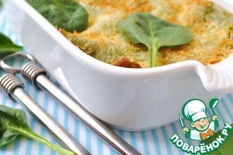 Рецепт: Лазанья алла болоньезе/Lasagne alla bolognese
