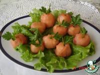 Закуска Молодильные яблочки ингредиенты