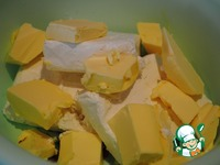 Пасха творожная Шоколадная ингредиенты