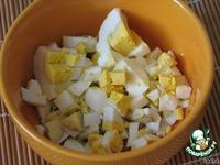 Новогодний салат с дайконом и морковью ингредиенты