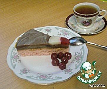 "Торт ""Валентинка"""