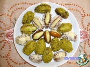 Финики Шахерезады – кулинарный рецепт