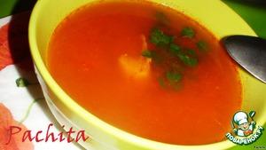 """Венгерский рыбный суп """"Халасле"""" – кулинарный рецепт"""