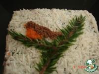 Салат Новогодняя открытка ингредиенты
