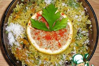 Рецепт: Метод Масала-искусство приготовления специй