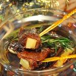Маринованные финики, фаршированные сыром – кулинарный рецепт
