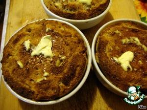 Крустада с яблоками – кулинарный рецепт