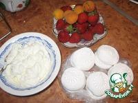 """Десерт """"Наслаждение"""" ингредиенты"""
