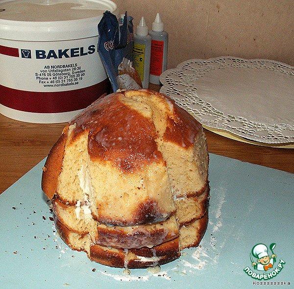 Торт Фея Крестная