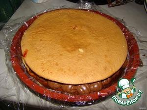 Творожно-сливочный торт – кулинарный рецепт