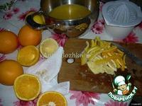 Апельсиновый мармелад ингредиенты