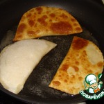 Лепешки с сыром Проще простого