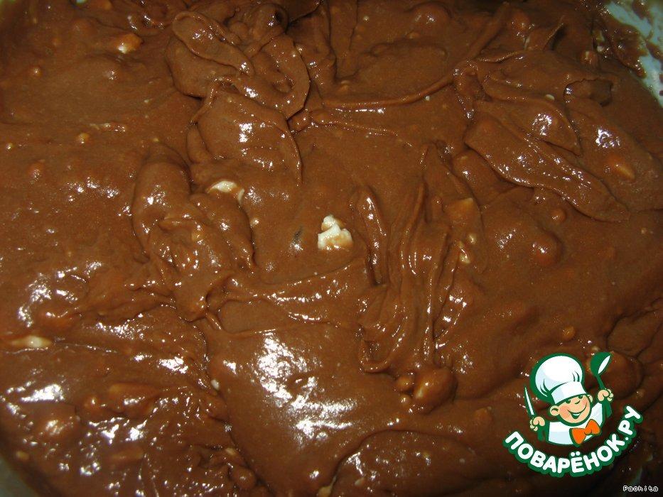 Конфетно-желейный торт Танюшка