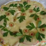 Пирог на сковороде за 5 минут ...