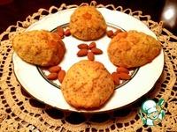 Пасхальные кексы с лимоном и миндалём ингредиенты
