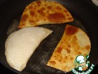Лепешки с сыром Проще простого ингредиенты