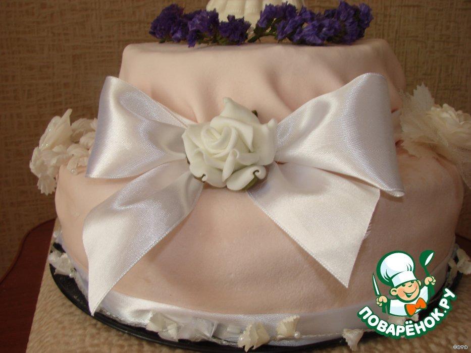 Торт Свадебный переполох