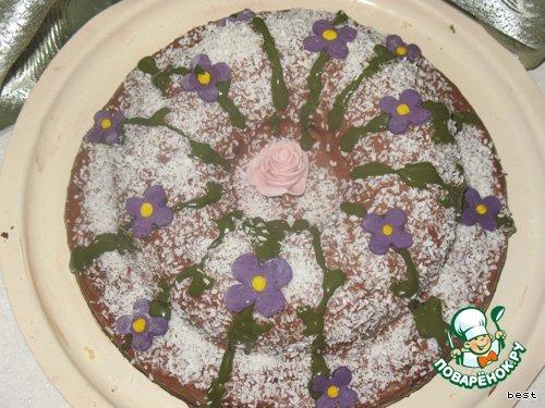 Торт Корона