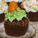 Праздничные кексы