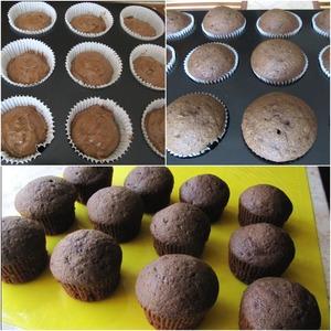 Праздничные кексы – кулинарный рецепт