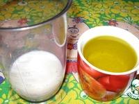 Соус а-ля майонез Юлия на молоке ингредиенты