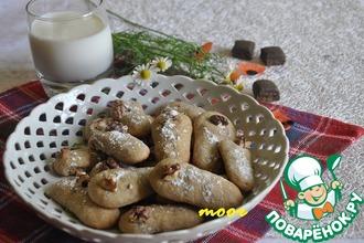 Рецепт: Печенье с Гематогеном