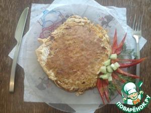Сочный пирожок из лаваша – кулинарный рецепт