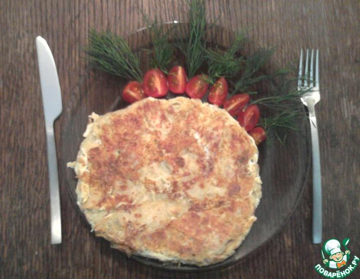 Рецепт: Сочный пирожок из лаваша