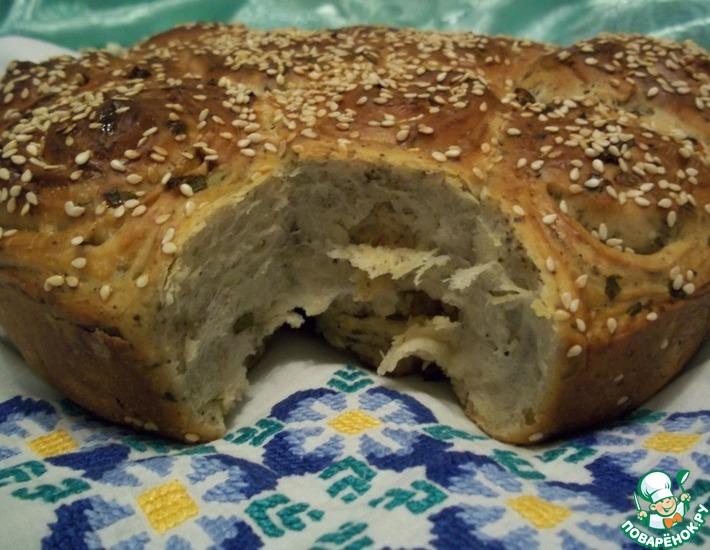 Рецепт: Хлеб Пикантный