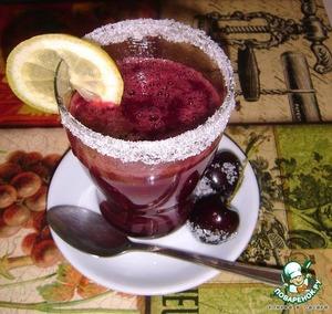 Выливаем в подходящую посуду и подаём к столу.   Есть можно чайной ложкой или просто пить из стаканчика.   Приятного аппетита!