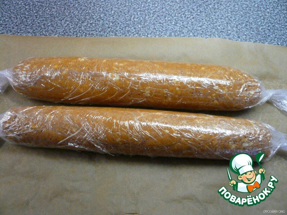 НЕдиетическая колбаса
