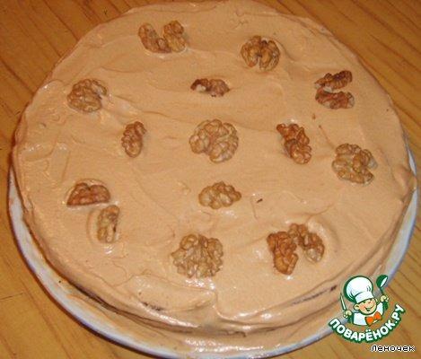 Торт Настeна-сластeна