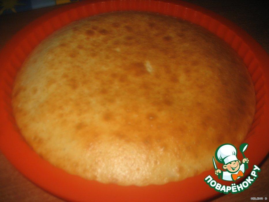 Татьянин День! - торт с лимонным кремом