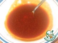 Курица в чесночно-медовом маринаде ингредиенты