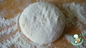 Prepare the dough(flour,egg,salt,water)the batter should be not tight