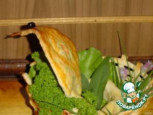 """Корзина """"Из долины змей"""" – кулинарный рецепт"""