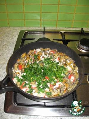 Мидии по-дальневосточному – кулинарный рецепт
