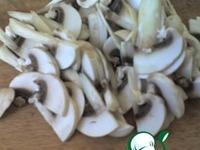 Гренки с грибами ингредиенты