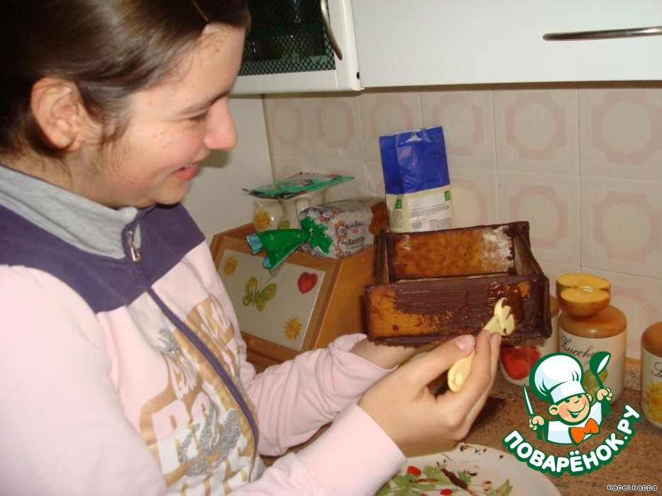 Медовое печенье Цветик-семицветик