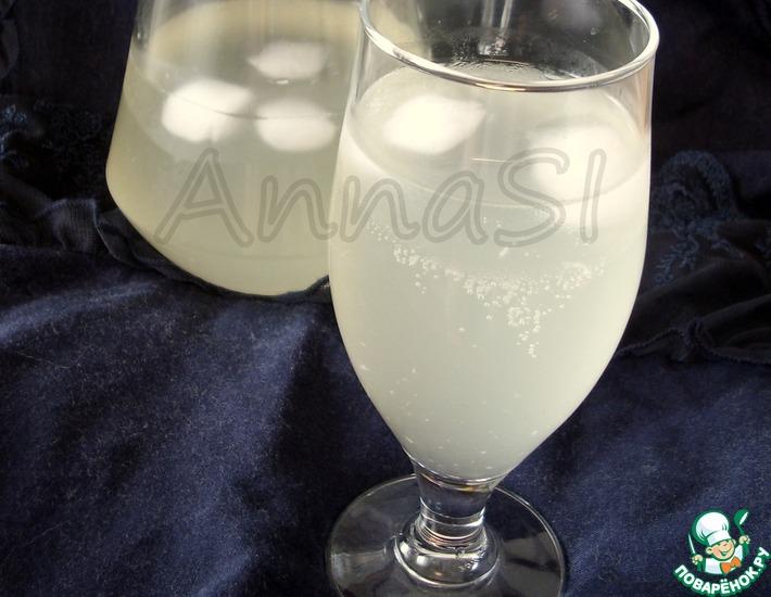 Рецепт: Лимонад способом ферментации