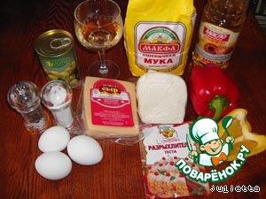 Приготовить ингредиенты в соответствии со списком.